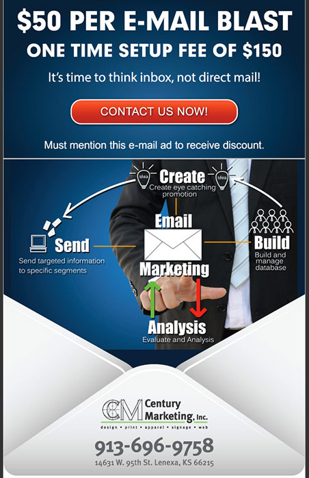 e-mail blast marketing