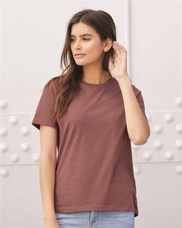 Bella + Canvas 6400 Women's Short Sleeve T-Shirt