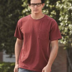 Comfort Colors 6030 Pocket T-Shirt