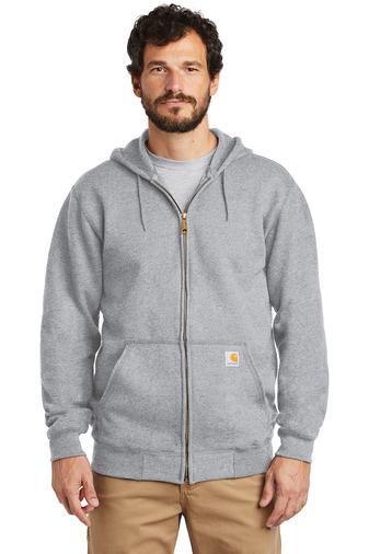 Carhartt - Carhartt ® Midweight Hooded Zip-Front Sweatshirt - CTK122