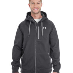 Under Armour CGI Dobson Soft Shell Asphalt Heather