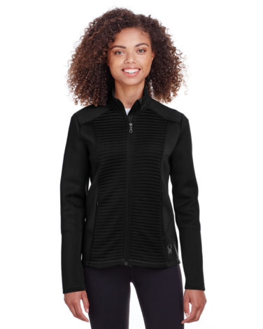Spyder Ladies' Venom Full-Zip Jacket Black